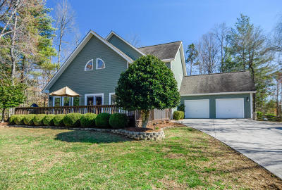 Pigeon Forge Single Family Home For Sale: 2239 Battle Hill Rd