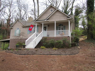 Knoxville TN Single Family Home Pending - Continue To Show - I: $263,000