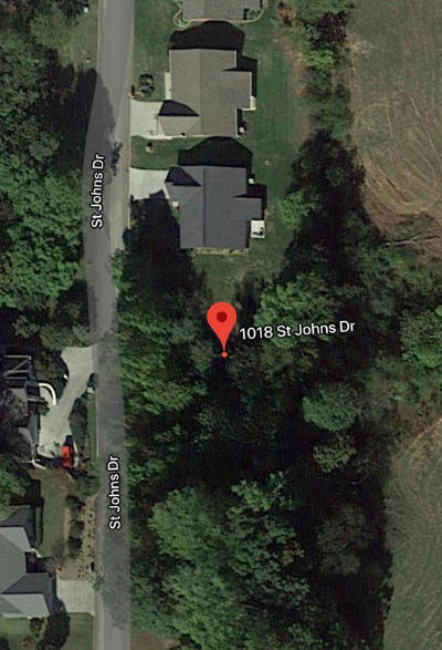 Maryville Residential Lots & Land For Sale: 1018 Saint Johns Drive