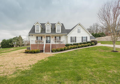 Greenback Single Family Home For Sale: 5625 Evergreen Farms Lane