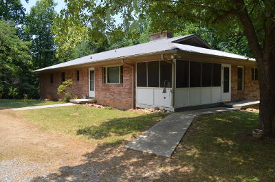 Townsend Single Family Home For Sale: 131 Bethel Church Rd