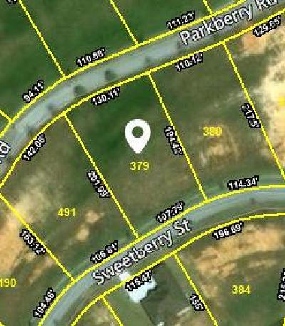 Oak Ridge Residential Lots & Land For Sale: 115 Sweetberry St #Lot 379