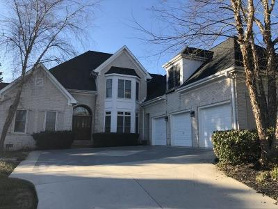 Knoxville Single Family Home For Sale: 9415 Polo Club Lane