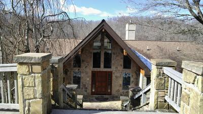 Campbell County Single Family Home For Sale: 383 Deer Ridge Lane
