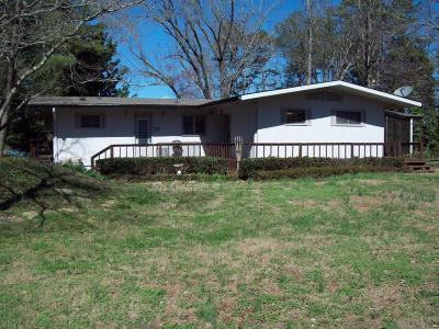 Meigs County, Rhea County, Roane County Single Family Home For Sale: 120 Terrace View Drive