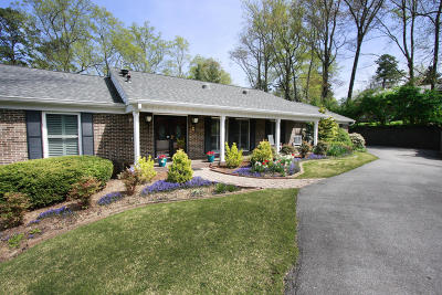 Knoxville Single Family Home For Sale: 312 Forest Oak Drive