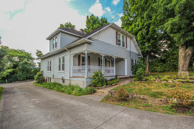 Maryville Single Family Home For Sale: 608 Mountain View Ave