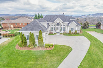 Knoxville Single Family Home For Sale: 3708 Shipwatch Lane