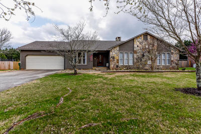 Maryville Single Family Home For Sale: 1828 Westcliff Drive
