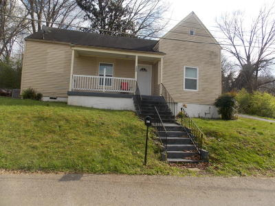 Knoxville Single Family Home For Sale: 1900 Victoria St