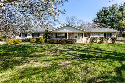 Maryville Single Family Home For Sale: 1202 Westfield Drive
