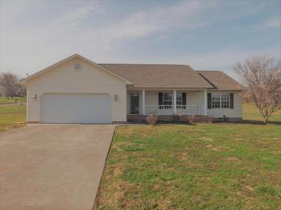 Single Family Home For Sale: 5445 Evergreen Farm Lane