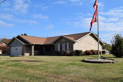 Sevierville Single Family Home For Sale: 1002 Valley View Circle