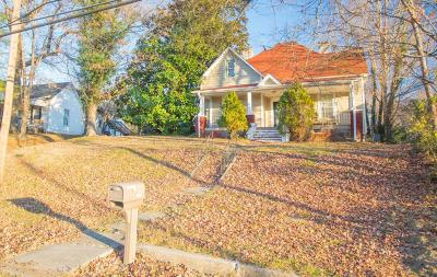 Knoxville TN Single Family Home For Sale: $224,000