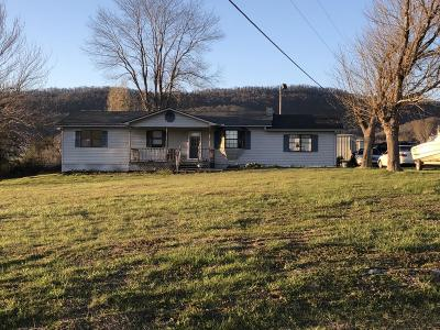 Cumberland Gap TN Single Family Home For Sale: $92,900