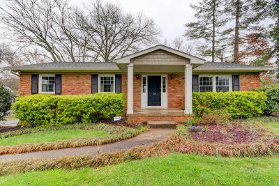 Knoxville TN Single Family Home For Sale: $330,000