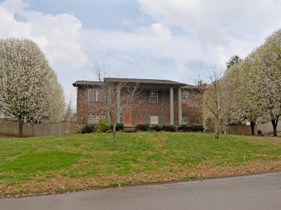 Powell Single Family Home For Sale: 7608 Moon Crest Court