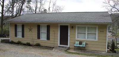 Knoxville TN Single Family Home For Sale: $96,500