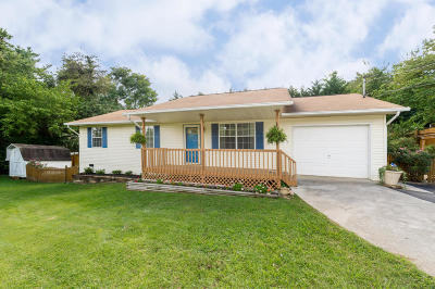 Knoxville TN Single Family Home For Sale: $145,900