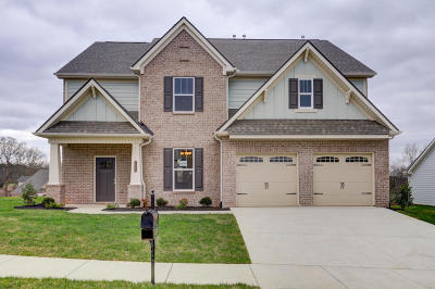 Knoxville TN Single Family Home For Sale: $371,310