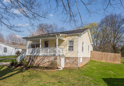 Knoxville TN Single Family Home For Sale: $115,000