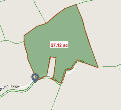 Claiborne County Residential Lots & Land For Sale: Sharps Hollow