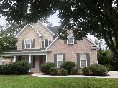 Knoxville TN Single Family Home For Sale: $342,500