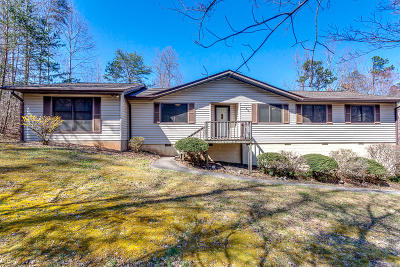 Knoxville TN Single Family Home For Sale: $550,000