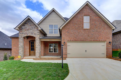 Knoxville TN Single Family Home For Sale: $357,400