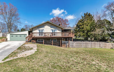 Knoxville TN Single Family Home For Sale: $215,000