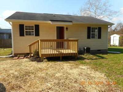 Knoxville TN Single Family Home For Sale: $86,900