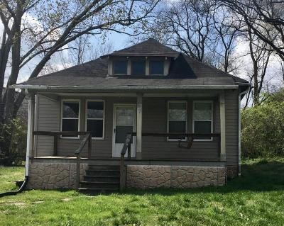 Maryville Single Family Home For Sale: 615 McCammon Ave