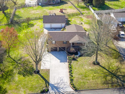Maryville Single Family Home For Sale: 2812 Shady Lane