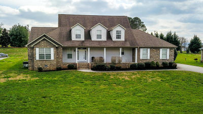 Maryville Single Family Home For Sale: 3741 Andrew Boyd Drive