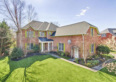 Knoxville TN Single Family Home For Sale: $525,000