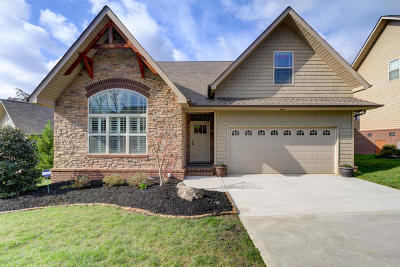 Knoxville TN Single Family Home For Sale: $285,000