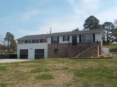 Union County Single Family Home For Sale: 1901 Tazewell Pike