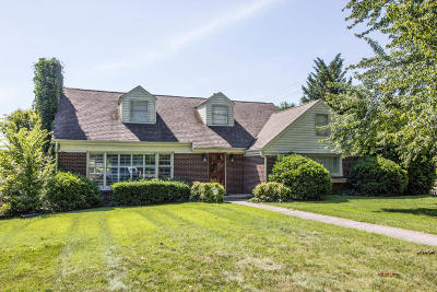 Maryville Single Family Home For Sale: 1628 Linda Lane