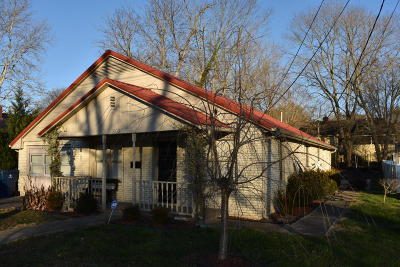 Middlesboro Single Family Home For Sale: 808 N 28th St