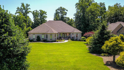 Maryville Single Family Home For Sale: 2634 Creekstone Circle