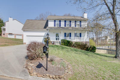 Knoxville TN Single Family Home For Sale: $209,000