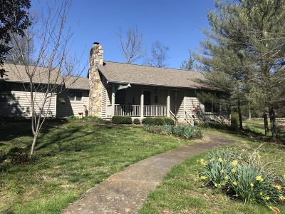 Single Family Home For Sale: 4640 Scenic Point Drive