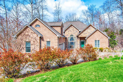 Oak Ridge Single Family Home For Sale: 212 Whippoorwill Drive