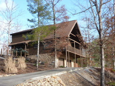 Townsend Single Family Home For Sale: 408 Mt. John Loop Rd