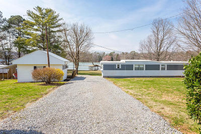 Single Family Home For Sale: 3924/3926 River Rd