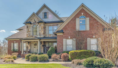 Knoxville TN Single Family Home For Sale: $619,900
