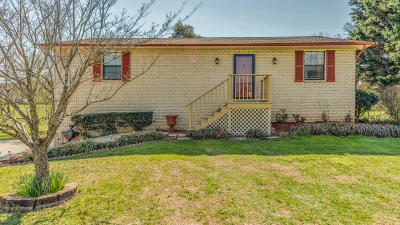 Lenoir City Single Family Home For Sale: 7334 Old Midway Rd