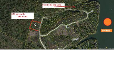 Meigs County, Rhea County, Roane County Residential Lots & Land For Sale: Emerald Pointe Circle