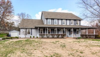 Maryville Single Family Home For Sale: 717 Oxford Hills Drive