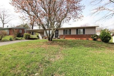 Knoxville Single Family Home For Sale: 3235 Wilderness Rd